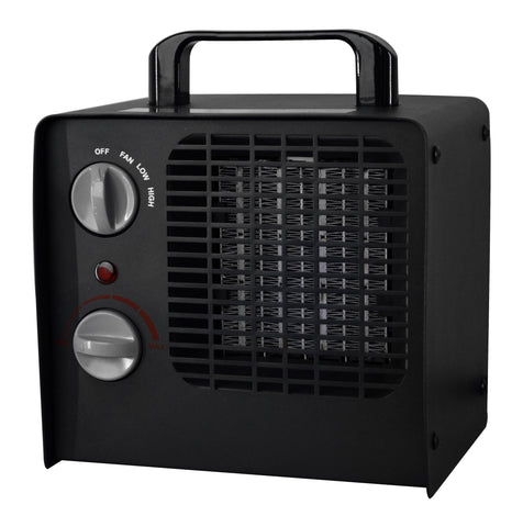 99812- Retro Square Space Heater