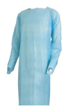 99833 - Over-Head Isolation Gown AAMI 1 - 15 gowns
