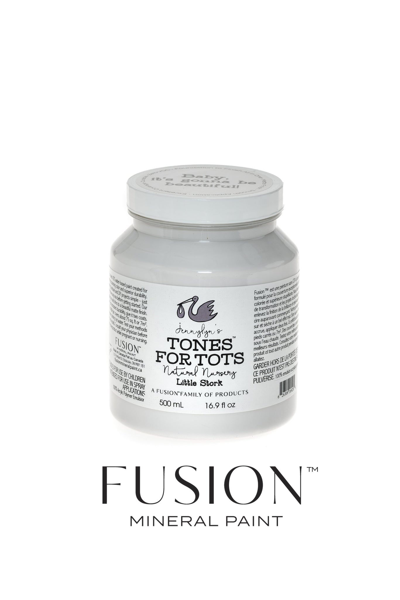 Little Stork Fusion Mineral Paint