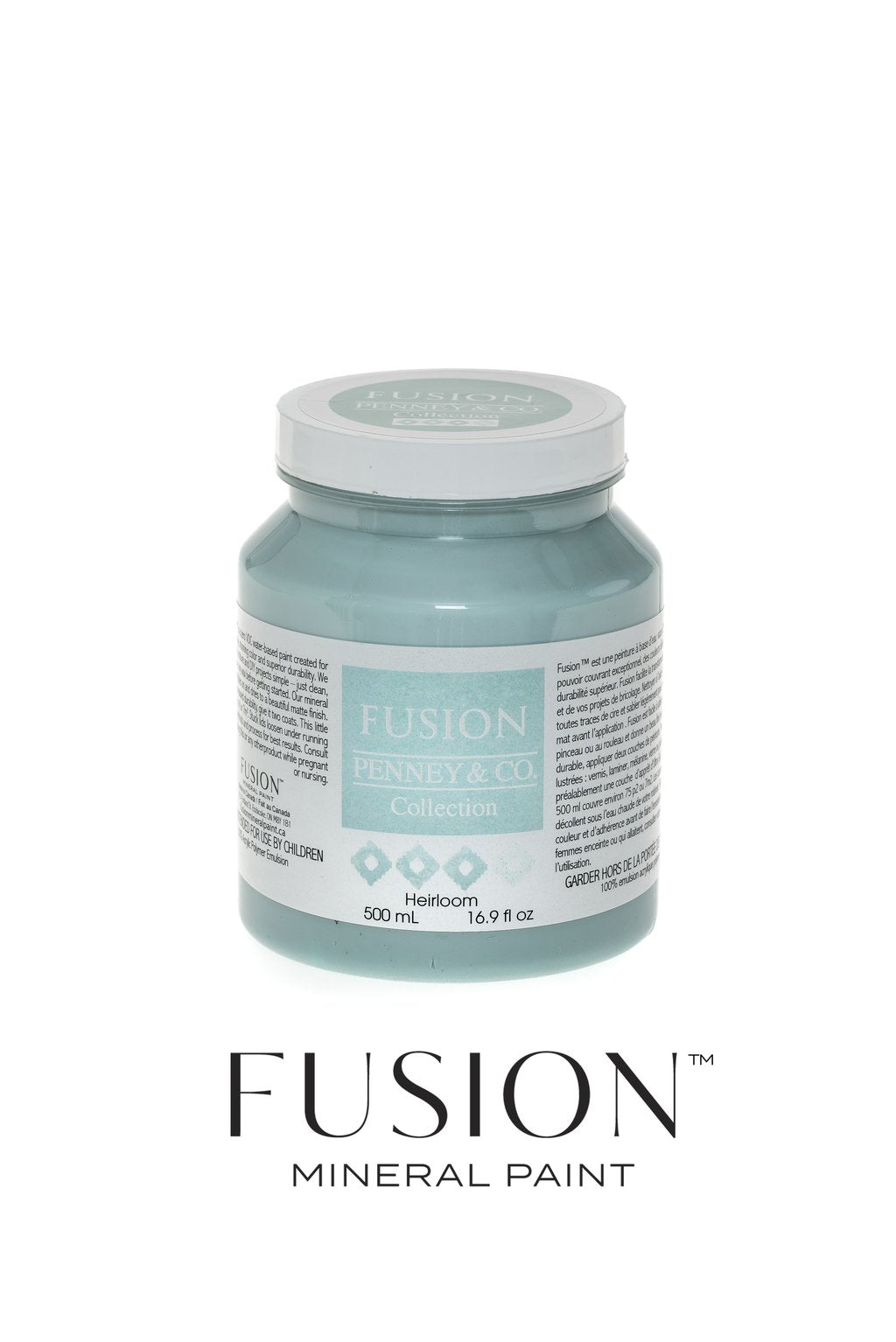 Heirloom Fusion Mineral Paint