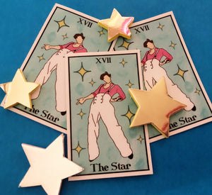 Star Tarot sticker