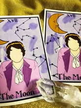 Load image into Gallery viewer, The Moon tarot print