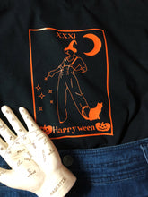 Load image into Gallery viewer, Halloween Tarot tee LIMITED
