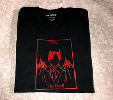 Load image into Gallery viewer, The Devil tarot tee