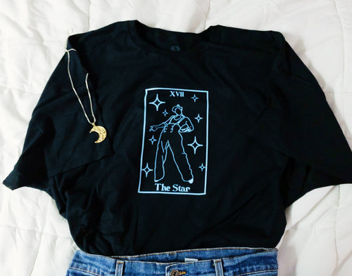 The Star tarot shirt