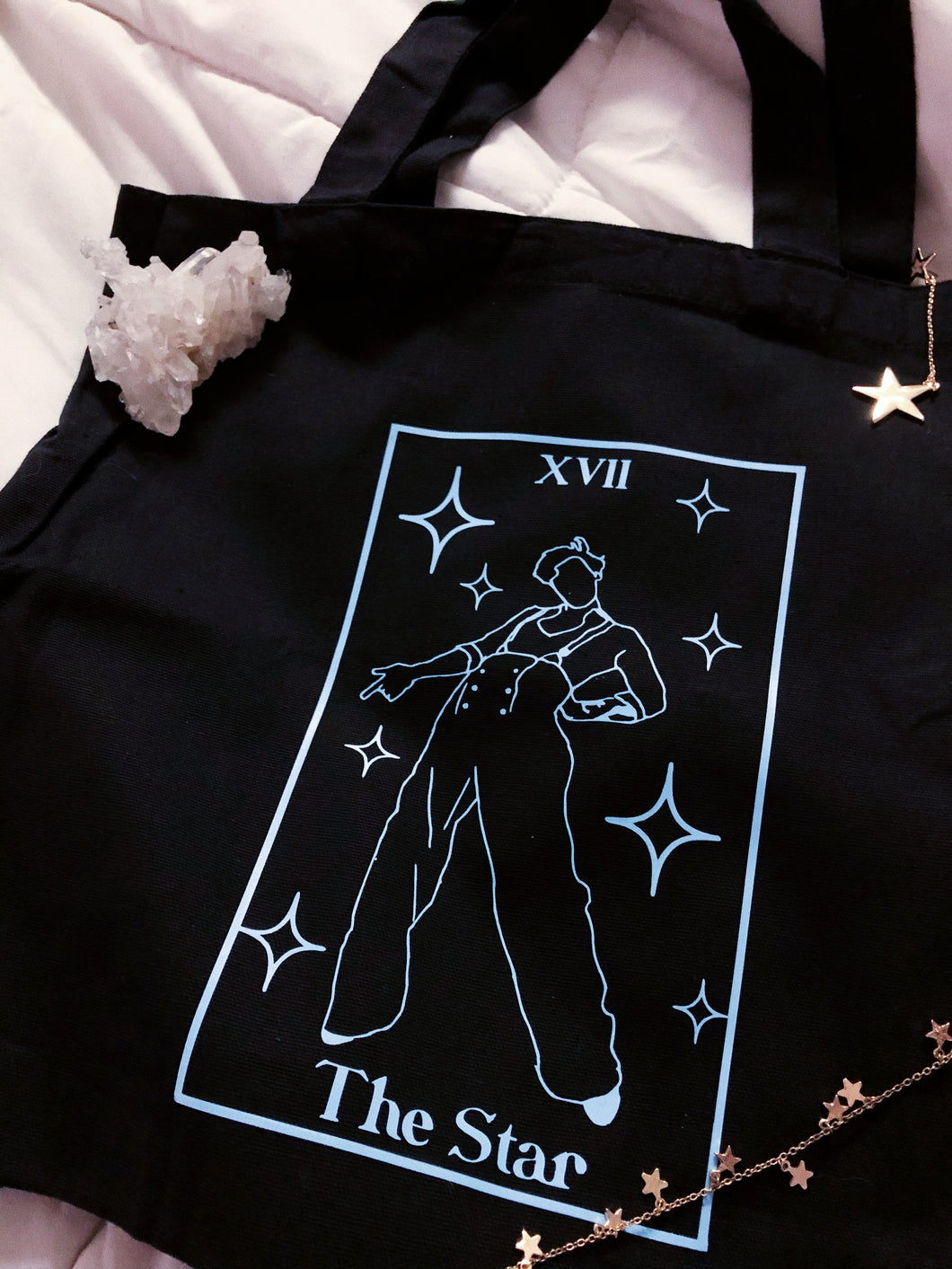 The Star tarot tote