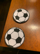 Load image into Gallery viewer, Flair Patch -Soccer Ball