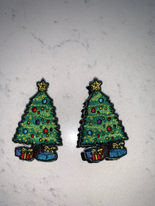 Flair Patch- Christmas Tree (3)