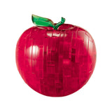 Crystal Puzzle  Apple Red 45pcs