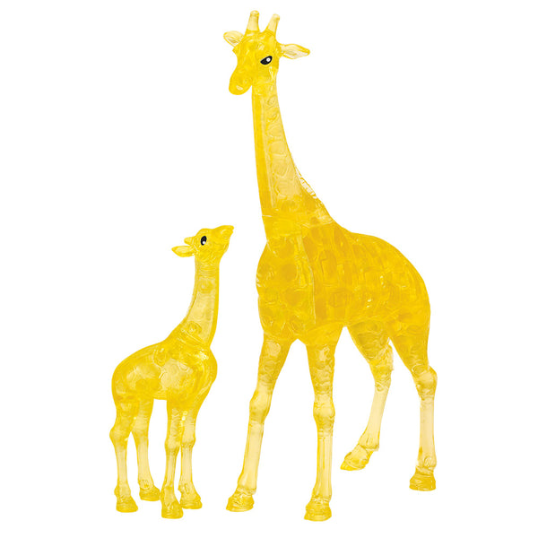 Crystal Puzzle Giraffe set 38pcs