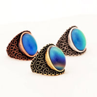 mood rings illusion accessory illusion accessories color changing ring color changing mood ring color changing illusions