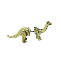 optical illusion accessory jurassic park theme accessory illusion earrings dinosaur illusion earrings illusion accessory illusion accessories dinosaur earrings