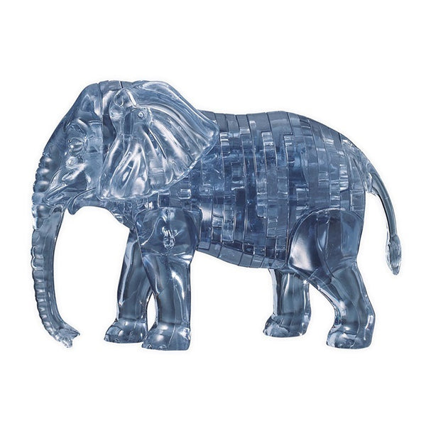 Crystal Puzzle Elephant 40 parts