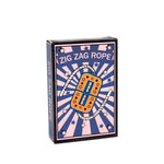 zig zag rope trick zig zag rope illusion zig zag rope optical illusion trick magic tricks cut rope trick classic magic tricks classic magic