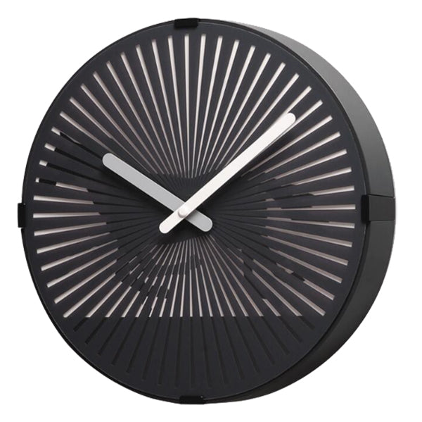 zoetrope clock optical illusion moving images illusion clock home illusion home decor illusion animated illusion