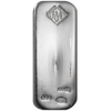 100 oz JM Silver Cast Bar - Johnson Matthey .999 AG Cast Silver Bar