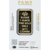 Buy 1 Oz Gold Bar PAMP Suisse Lady Fortuna Series Reverse Buy 1 Oz Gold Bar