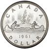 Buy Junk Silver Canada Silver Dollar Canadian 80% Silver Dollar Coin $1 Face Value 0.800 Random Year 80% Silver