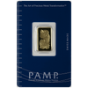 Buy 5 Gram Gold PAMP Suisse Bar Lady Fortuna Series Obverse