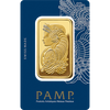Buy 100 Gram Gold PAMP Suisse Bar Lady Fortuna Series
