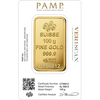 Buy 100 G Gold PAMP Suisse Bar Lady Fortuna Series