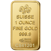 Buy 1 Ounce Gold bar PAMP Suisse Lady Fortuna Series
