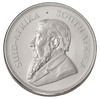 Buy 1 Oz Silver Coin South African Mint Krugerrand Silver Buy 1 Oz Silver Krugerrand Obverse 2021