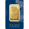 Buy 50 G Lady Fortuna Gold PAMP Suisse Bar