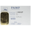 Buy 100 gram Gold Bar PAMP Suisse Cast Authentication Buy 100g Gold Cast Bar