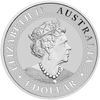 Buy 1 Oz Silver Coin Perth Mint Australian Kangaroo Buy 1 Oz Australian Kang Obverse