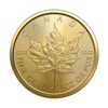 Buy 1/2 Oz 2019 Gold Maple Leaf Coin Royal Canadian Mint Reverse