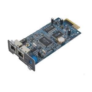 Web/SNMP Card EDX 1 Phase 619-00001-02