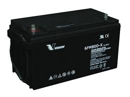 VISION 6FM80 10YRS DEEP CYCLE BATTERY