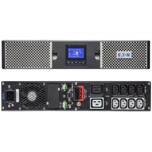 Eaton 9PX 3000VA Rack/Tower Online Double Conversion, 15Amp Input, 230V (Rail Kit Included)