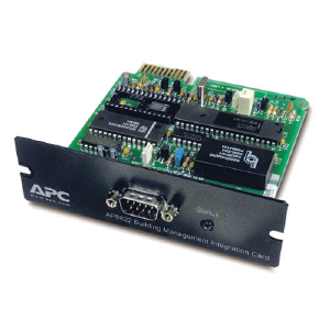 Modbus/Jbus Interface Card