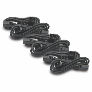 APC Power Cord Kit (6 ea), C19 to C20 (90 degree), 1.2m