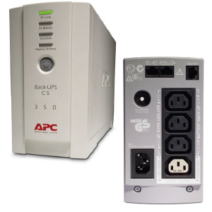 APC Back-UPS CS 350VA USB/Serial 230V