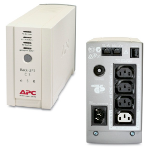 APC Back-UPS CS 650VA 230V ASEAN BK650-AS