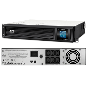 APC Smart-UPS C 2000VA 2U Rack mountable LCD 230V