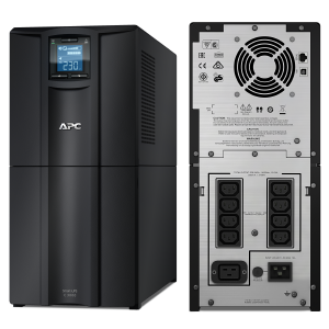 APC Smart-UPS C 3000VA LCD Tower 230V