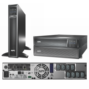 APC Smart-UPS X 1500VA Rack/Tower LCD 230V (Extended Run Model)