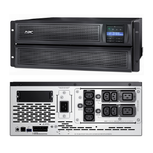 APC Smart-UPS X 2200VA Rack/Tower LCD (Extended Run Model) SMX2200HV