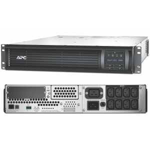 APC Smart-UPS 3000VA 2U Rack mountable LCD 230V