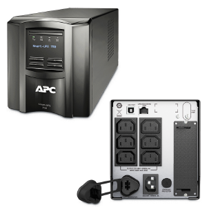 APC Smart-UPS 750VA LCD Tower 230V SMT750I