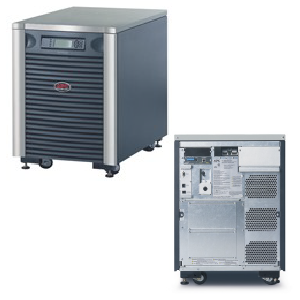 APC Symmetra LX 4kVA Scalable to 8kVA N+1 Tower Only, 220/230/240V or 380/400/415V SYA4K8I