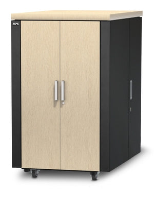 NetShelter CX 24U soundproofed Server Room in a Box Enclosure International
