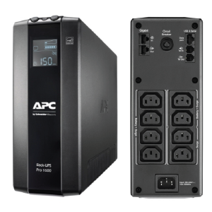 APC Power-Saving Back-UPS Pro 1600 BR1600MI