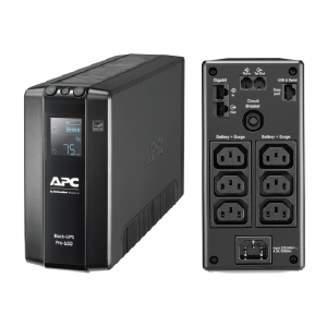 APC Power-Saving Back-UPS Pro 650 BR650MI