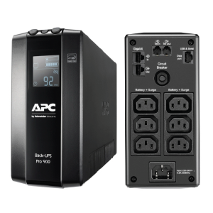 APC Power-Saving Back-UPS Pro 900 BR900MI