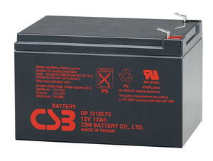 GP12120F2 KIT OF 2 BATTERIES GP12120F2X2